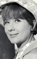 Actress Eva Ruttkai, filmography.