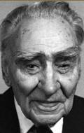 Actor Evald Valters, filmography.