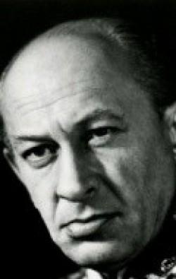 Actor Evgeniy Evstigneev, filmography.