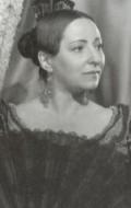 Actress Fanny Schiller, filmography.