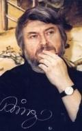Actor, Writer Frantisek Cech, filmography.