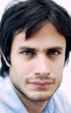 Actor, Director, Writer, Producer Gael Garcia Bernal, filmography.