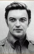 Actor Girts Jakovlevs, filmography.