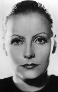 Actress Greta Garbo, filmography.