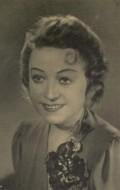 Actress Grethe Weiser, filmography.