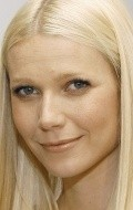 Actress, Director, Writer Gwyneth Paltrow, filmography.