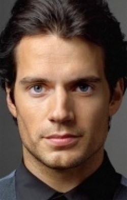 Actor, Producer Henry Cavill, filmography.