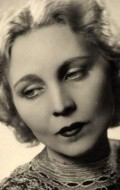Actress Hilde Korber, filmography.