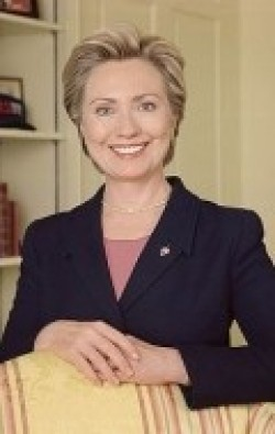 Hillary Clinton filmography.