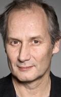 Actor, Director, Writer Hippolyte Girardot, filmography.