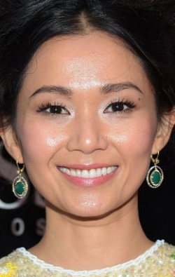 Actress Hong Chau, filmography.