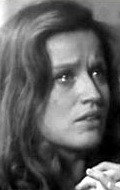 Actress Indra Burkovska, filmography.