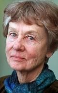 Actress Inga Landgre, filmography.