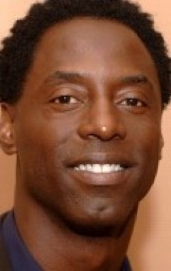 Recent Isaiah Washington pictures.