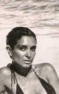 Actress Jacaranda Alfaro, filmography.