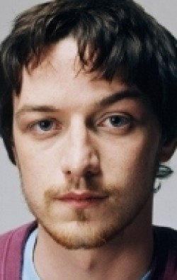 Actor, Producer James McAvoy, filmography.