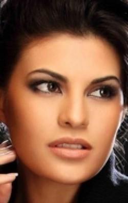 Actress Jaqueline Fernandes, filmography.