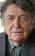 Actor, Director, Writer, Producer, Editor, Design Jean-Pierre Mocky, filmography.