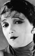 Actress Jetta Goudal, filmography.