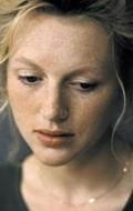 Actress Johanna ter Steege, filmography.
