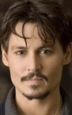 Actor, Director, Writer, Producer Johnny Depp, filmography.