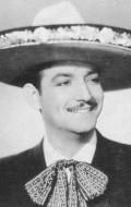 Actor Jorge Negrete, filmography.