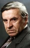 Actor Jozef Kroner, filmography.