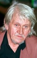Actor Julius Vasek, filmography.