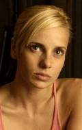 Actress Julieta Cardinali, filmography.