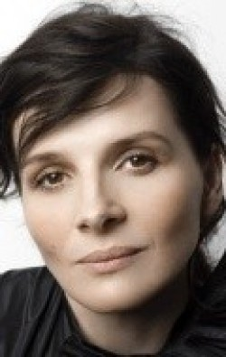 Actress Juliette Binoche, filmography.