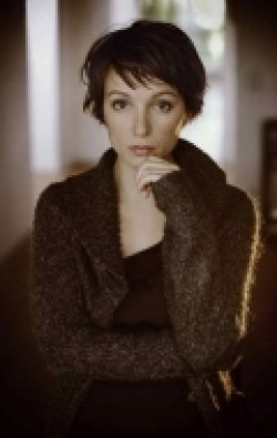 Actress Julia Koschitz, filmography.