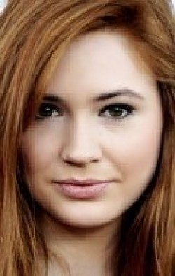Actress, Director, Writer, Producer Karen Gillan, filmography.