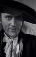 Actor Karl Skraup, filmography.