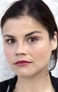 Actress, Producer Katharina Wackernagel, filmography.