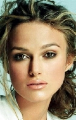 Actress, Producer Keira Knightley, filmography.
