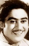 Actor, Composer, Director, Writer, Producer Kishore Kumar, filmography.