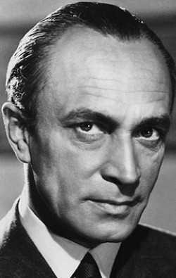 Actor, Director, Producer Conrad Veidt, filmography.