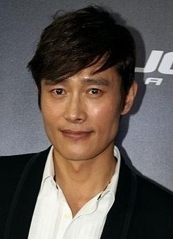 Lee Byung-hun filmography.