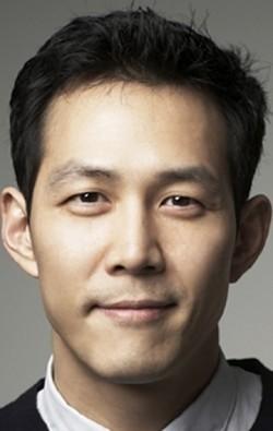 Actor Lee Jung Jae, filmography.