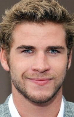 Actor Liam Hemsworth, filmography.