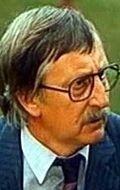 Actor Lubomir Kostelka, filmography.