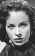 Actress Mara Lane, filmography.