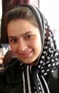 Actress Marina Golbahari, filmography.