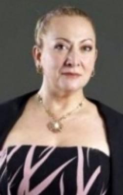Actress Maria Cristina Galvez, filmography.
