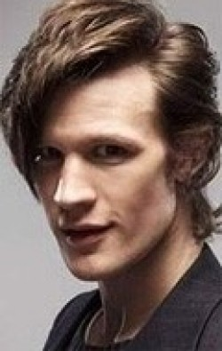 Actor, Director Matt Smith, filmography.