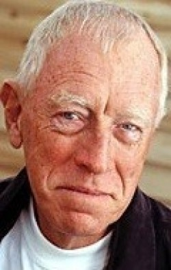 Actor, Director Max von Sydow, filmography.
