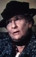 Actress, Writer May Robson, filmography.