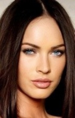 Actress Megan Fox, filmography.
