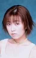 Actress Megumi Hayashibara, filmography.