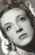 Actress Micheline Presle, filmography.
